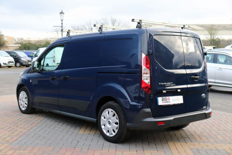 FORD TRANSIT CONNECT 210 TDCI 100 L2H1 TREND LWB LOW ROOF - 11620 - 10