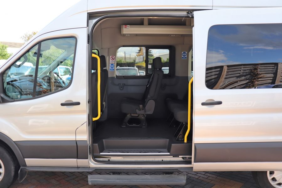 FORD TRANSIT 410 TDCI 155 L3 H3 TREND 15 SEAT BUS LWB HIGH ROOF RWD - 9126 - 36