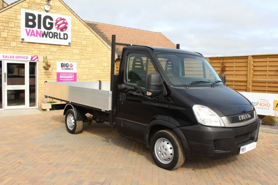 IVECO DAILY 35S13 ALLOY TIPPER - 5431 - 11