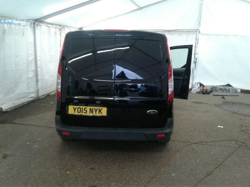 FORD TRANSIT CONNECT 240 TDCI 115 L2H1 LIMITED LWB LOW ROOF - 9977 - 3