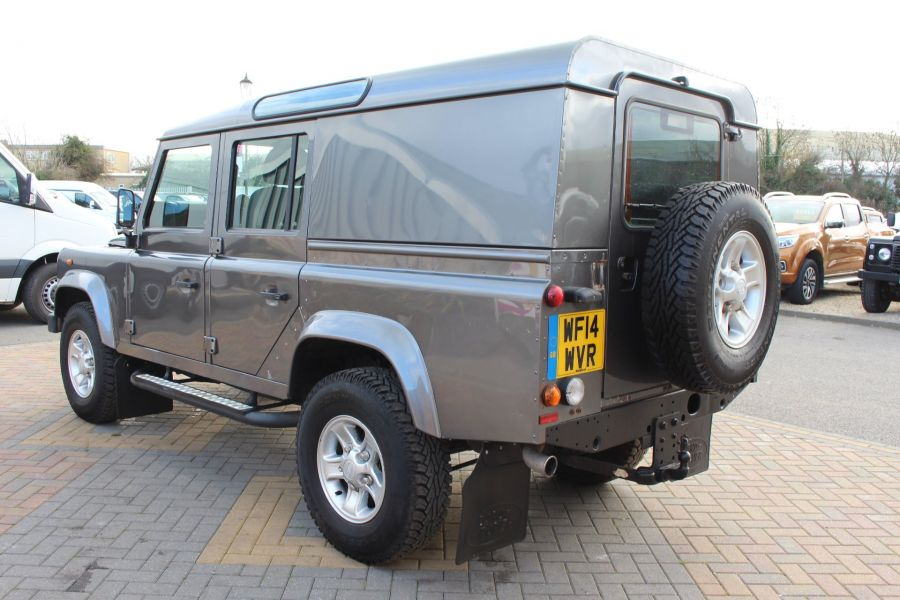 LAND ROVER DEFENDER 110 TD XS UTILITY WAGON 5 SEAT DOUBLE CAB - 8382 - 7