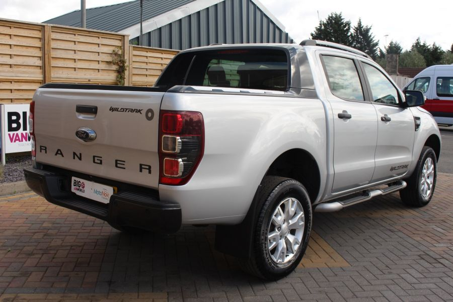 FORD RANGER WILDTRAK TDCI 200 4X4 DOUBLE CAB  - 8201 - 5