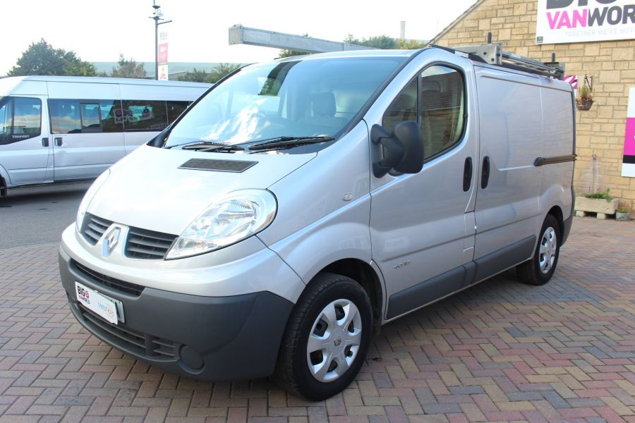 RENAULT TRAFIC SL29 DCI 115 L1 H1 SWB LOW ROOF - 6721 - 8