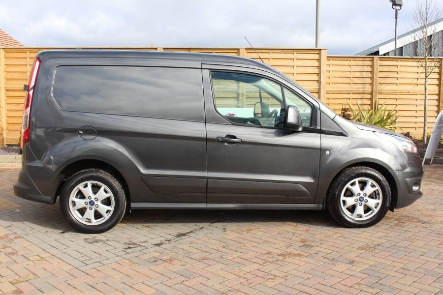 FORD TRANSIT CONNECT 200 TDCI 115 LIMITED L1 H1 SWB LOW ROOF - 7240 - 4
