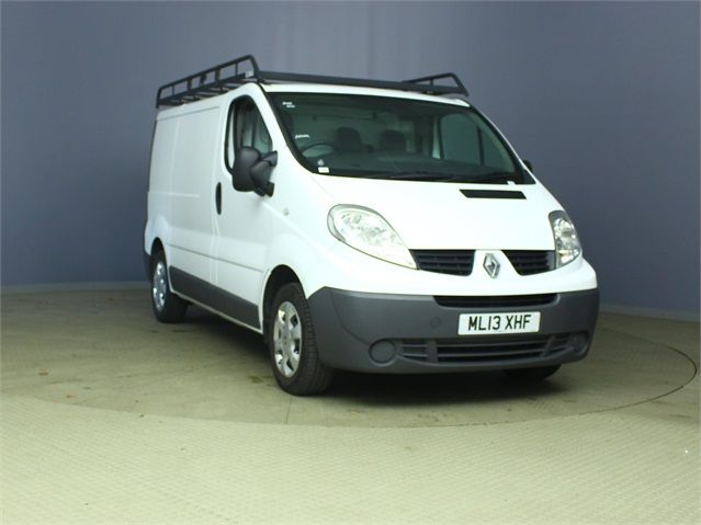 RENAULT TRAFIC SL27 DCI 115 ECO2 SWB LOW ROOF - 6914 - 1