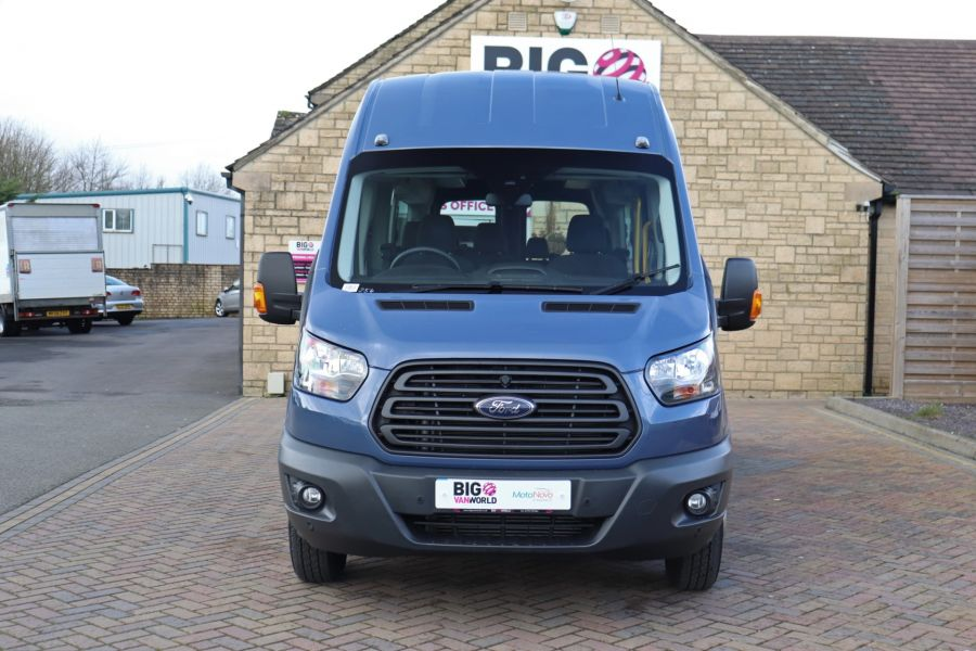 FORD TRANSIT 460 TDCI 155 L4H3 17 SEAT BUS HIGH ROOF DRW RWD - 10252 - 11