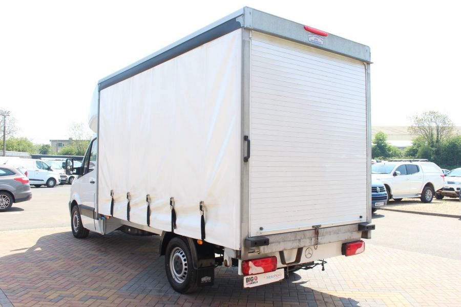MERCEDES SPRINTER 314 CDI 140 CURTAINSIDER - 7665 - 6