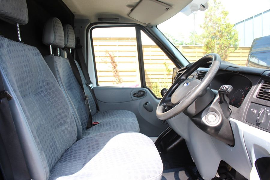FORD TRANSIT 350 TDCI 125 LWB HIGH ROOF FWD - 6614 - 11
