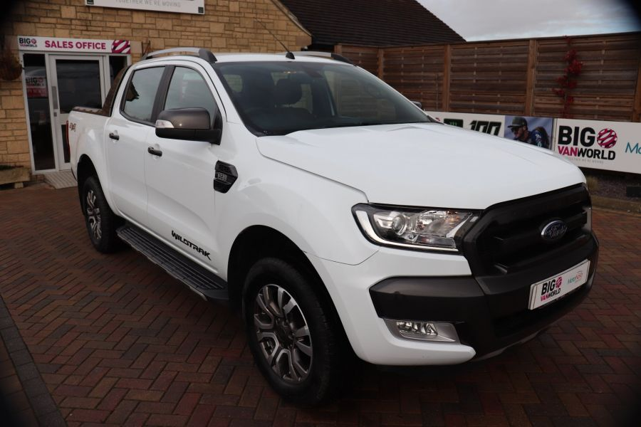 FORD RANGER WILDTRAK TDCI 200 4X4 DOUBLE CAB WITH ROLL'N'LOCK TOP - 8812 - 3
