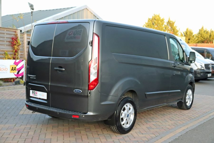 FORD TRANSIT CUSTOM 310 TDCI 155 L1H1 LIMITED SWB LOW ROOF FWD - 9827 - 5