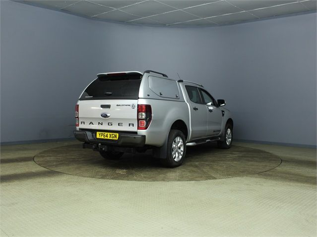 FORD RANGER WILDTRAK 4X4 TDCI 197 DOUBLE CAB WITH TRUCKMAN TOP - 7516 - 2