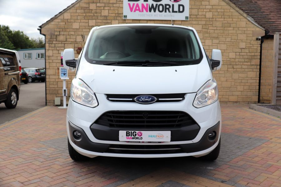 FORD TRANSIT CUSTOM 310 TDCI 130 L1H1 LIMITED SWB LOW ROOF - 11931 - 13