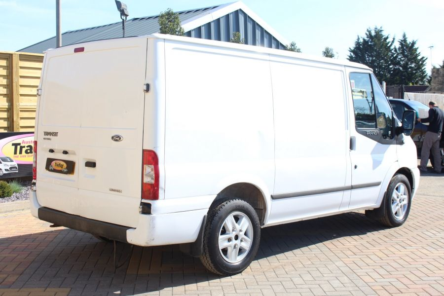 FORD TRANSIT 260 TDCI 140 LIMITED SWB LOW ROOF FWD - 5938 - 3
