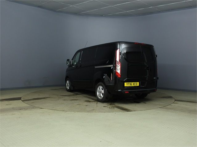 FORD TRANSIT CUSTOM 270 TDCI 125 L1 H1 LIMITED SWB LOW ROOF FWD - 7611 - 4