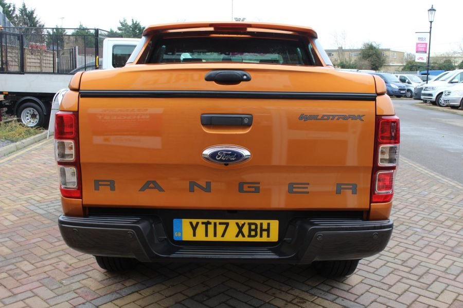 FORD RANGER WILDTRAK 4X4 TDCI 200 DOUBLE CAB - 6921 - 6