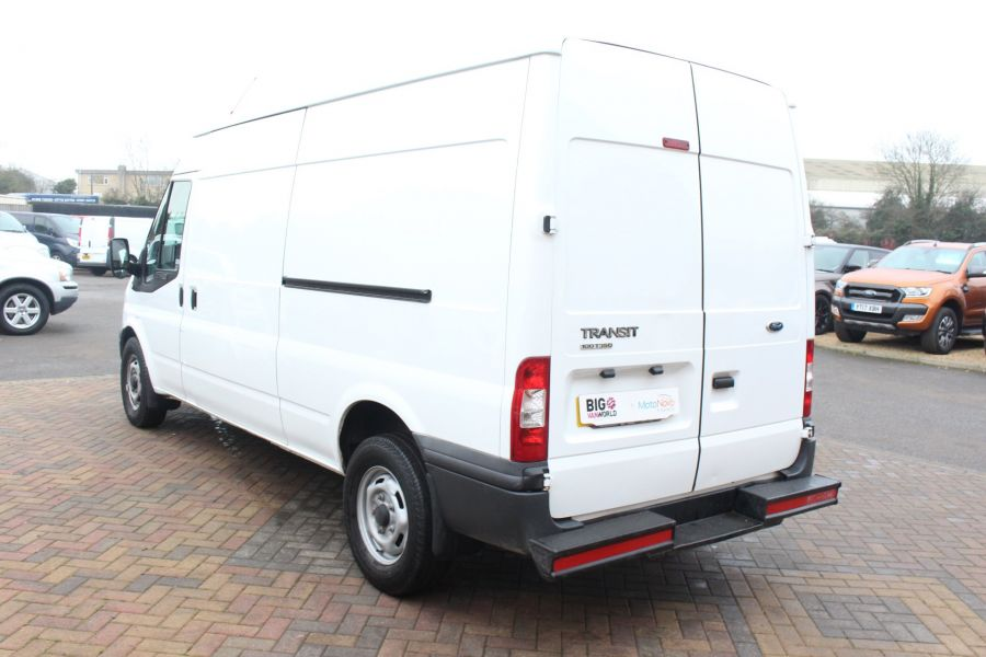 FORD TRANSIT 350 TDCI 100 LWB MEDIUM ROOF FWD - 6683 - 7