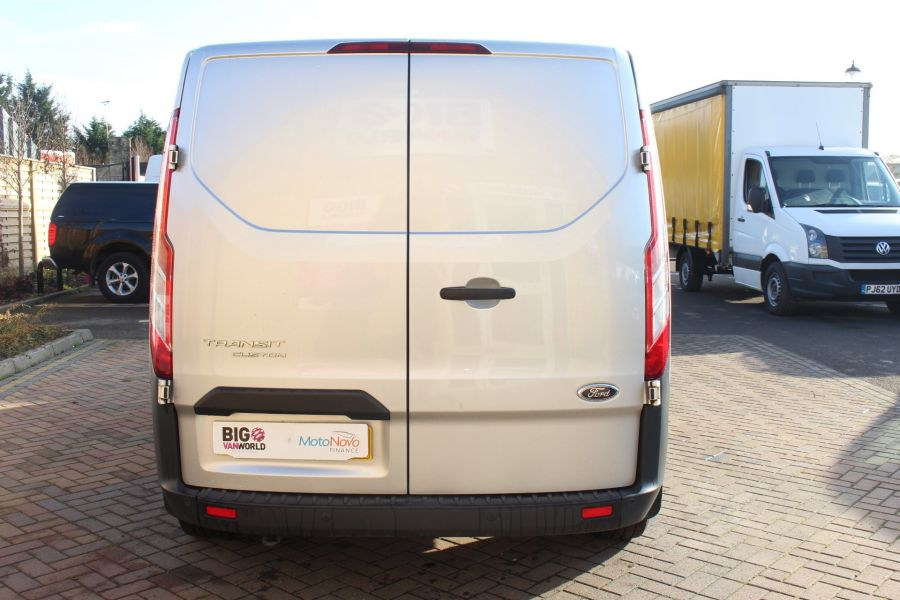 FORD TRANSIT CUSTOM 290 TDCI 100 L2 H1 TREND LWB LOW ROOF FRIDGE WITH OVERNIGHT - 6896 - 6