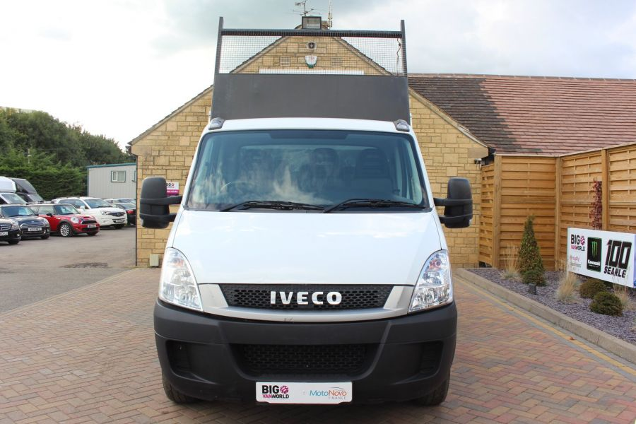 IVECO DAILY 35S11 MWB SINGLE CAB 11FT 6IN ALLOY TIPPER - 5178 - 9