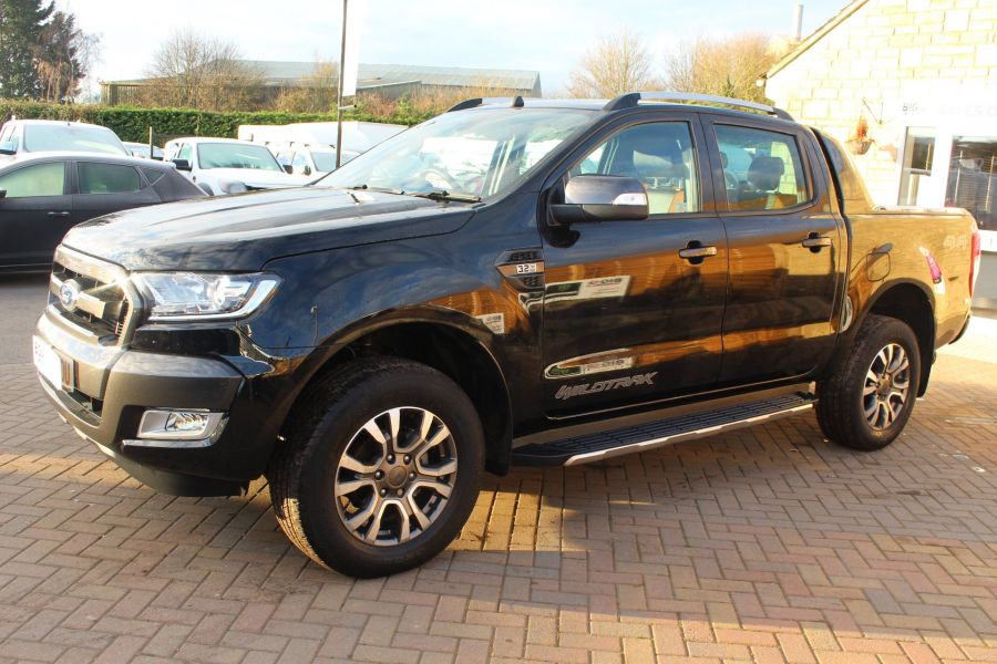 FORD RANGER WILDTRAK TDCI 200 4X4 DOUBLE CAB - 7023 - 8