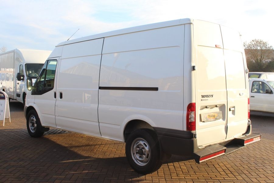 FORD TRANSIT 350 TDCI LWB MEDIUM ROOF FWD - 5090 - 4