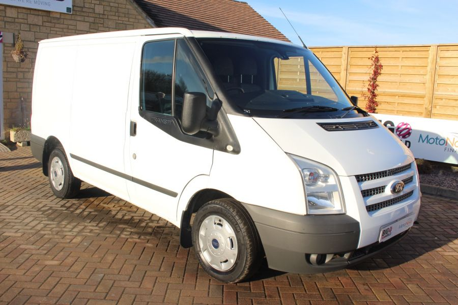 FORD TRANSIT 280 TDCI 125 TREND SWB LOW ROOF FWD - 7044 - 3