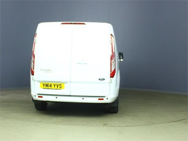 FORD TRANSIT CUSTOM 270 TDCI 125 LIMITED L1 H1 SWB LOW ROOF FWD - 6592 - 3