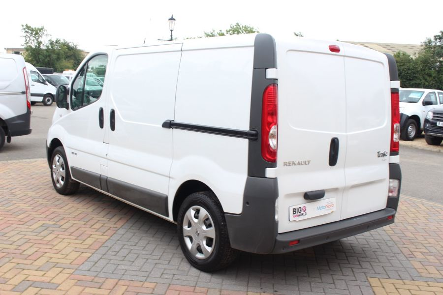 RENAULT TRAFIC SL27 DCI 115 EXTRA SWB LOW ROOF - 6450 - 7