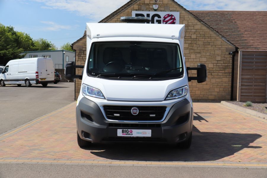 FIAT DUCATO 35 MULTIJET130 SINGLE CAB TRAFFIC MANAGEMENT - 10262 - 10