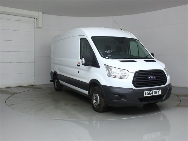 FORD TRANSIT 310 TDCI 100 L3 H2 LWB MEDIUM ROOF - 7153 - 1