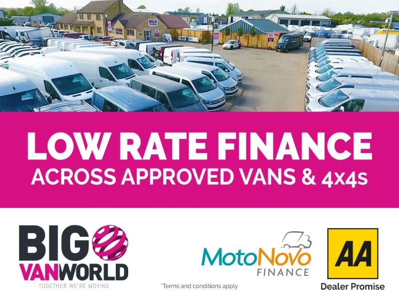 RENAULT TRAFIC LL29 DCI 115 L2 H1 BUSINESS+ PLUS LWB LOW ROOF - 6467 - 10