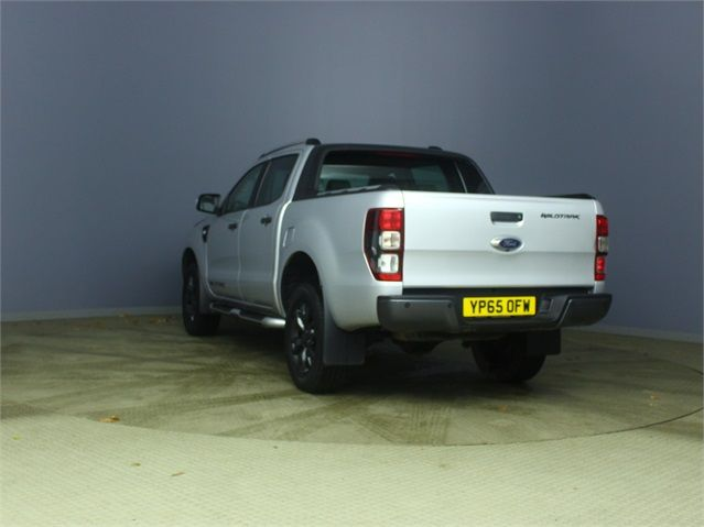 FORD RANGER WILDTRAK TDCI 197 4X4 DOUBLE CAB - 6991 - 4