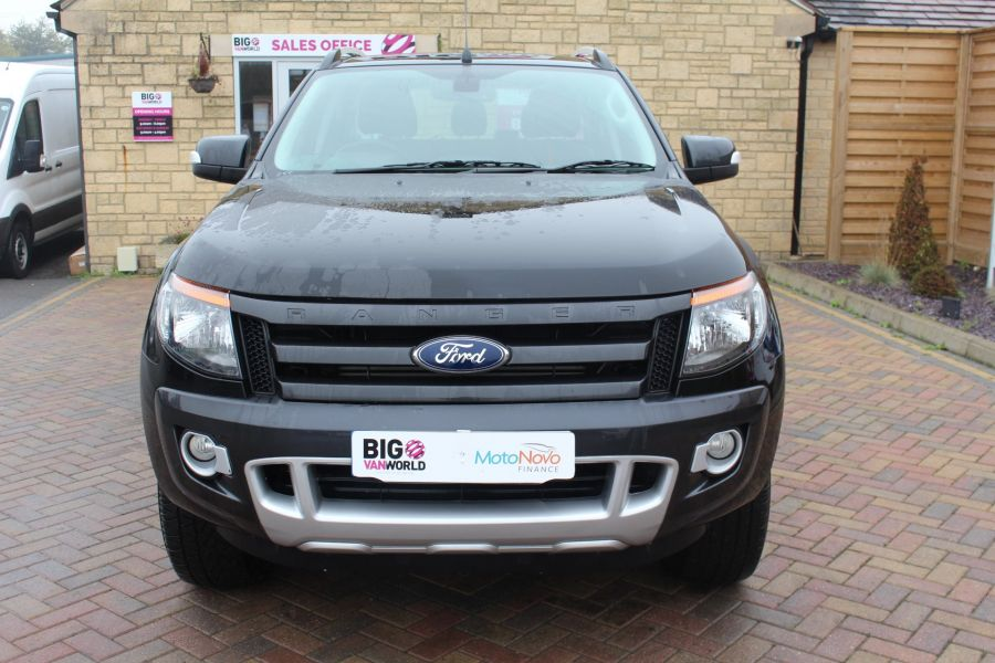 FORD RANGER TDCI 197 WILDTRAK 4X4 DOUBLE CAB WITH ROLL'N'LOCK TOP - 6862 - 9