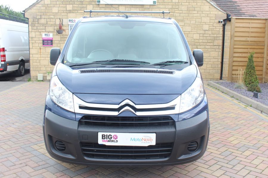 CITROEN DISPATCH 1000 HDI 90 L1 H1 ENTERPRISE SWB LOW ROOF - 6492 - 7