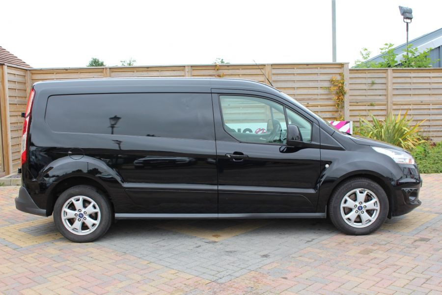 FORD TRANSIT CONNECT 240 TDCI 115 L2 H1 LIMITED LWB LOW ROOF - 9350 - 4