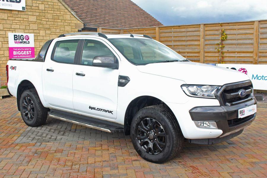 FORD RANGER WILDTRAK TDCI 200 4X4 DOUBLE CAB WITH ROLL'N'LOCK TOP - 9156 - 3