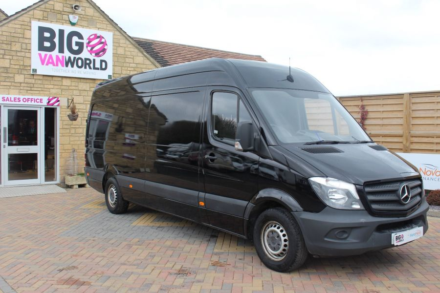 MERCEDES SPRINTER 313 CDI LWB HIGH ROOF - 7284 - 2