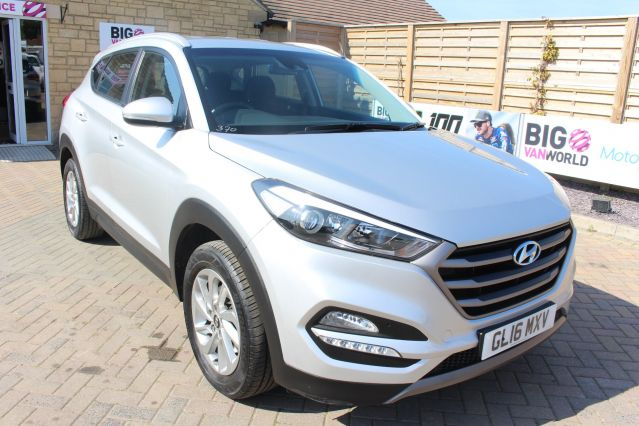 Used HYUNDAI TUCSON in Used Cars Swindon for sale