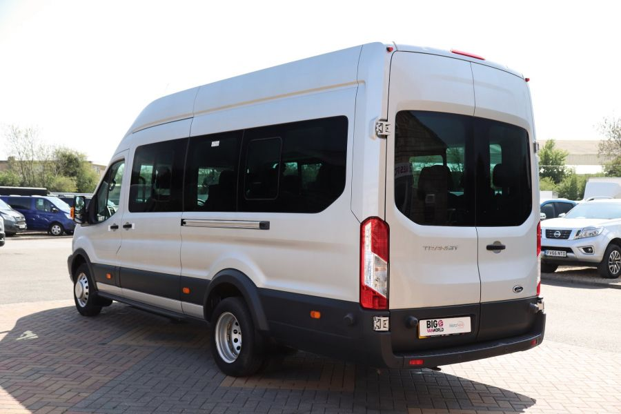 FORD TRANSIT 350 TDCI 155 L4H3 TREND 17 SEAT BUS HIGH ROOF DRW RWD  (13895) - 12177 - 8