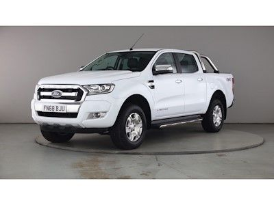 FORD RANGER TDCI 200 LIMITED 4X4 DOUBLE CAB WITH ROLL'N'LOCK TOP - 11455 - 8