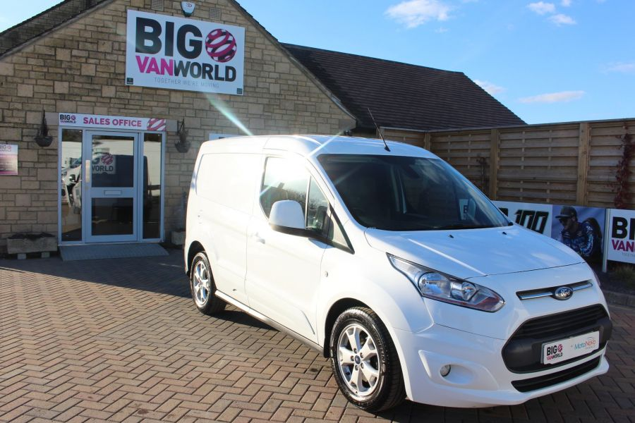 FORD TRANSIT CONNECT 200 TDCI 115 L1 H1 LIMITED SWB LOW ROOF - 7426 - 2