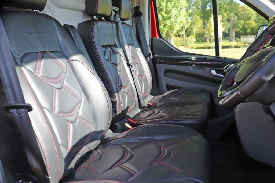 FORD TRANSIT CUSTOM 280 TDCI 130 L1H1 MOTION R LIMITED EDITION - 9983 - 11