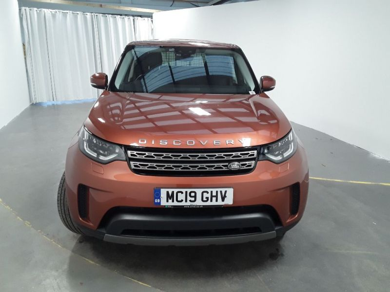 LAND ROVER DISCOVERY 3.0 SDV6 306 COMMERCIAL SE AUTO - 11903 - 5