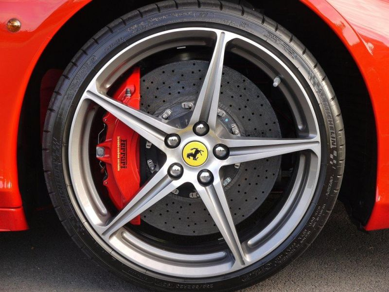 FERRARI 458 SPIDER DCT LHD UK REGISTERED - 2983 - 21