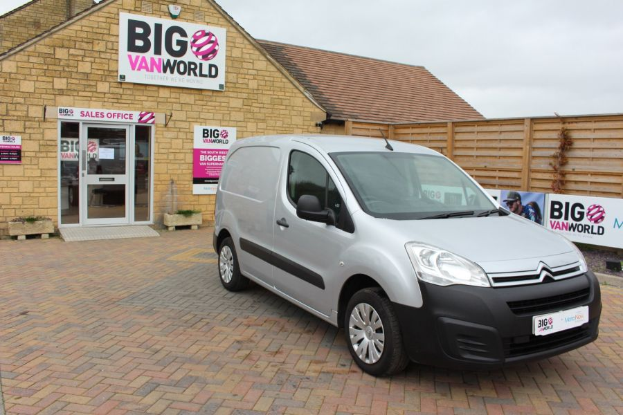 CITROEN BERLINGO 625 BLUEHDI 75 L1 H1 ENTERPRISE SWB LOW ROOF - 8535 - 3