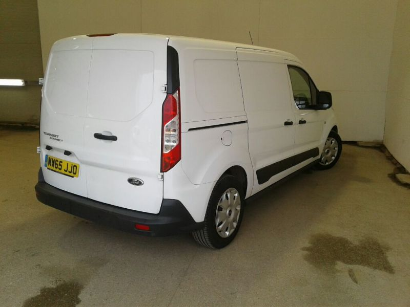 FORD TRANSIT CONNECT 240 TDCI 95 L2H1 TREND LWB LOW ROOF - 11425 - 3