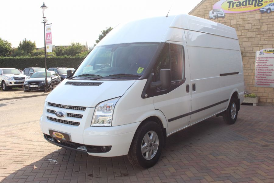 FORD TRANSIT 350 TDCI 125 LIMITED LWB HIGH ROOF FWD - 4893 - 6