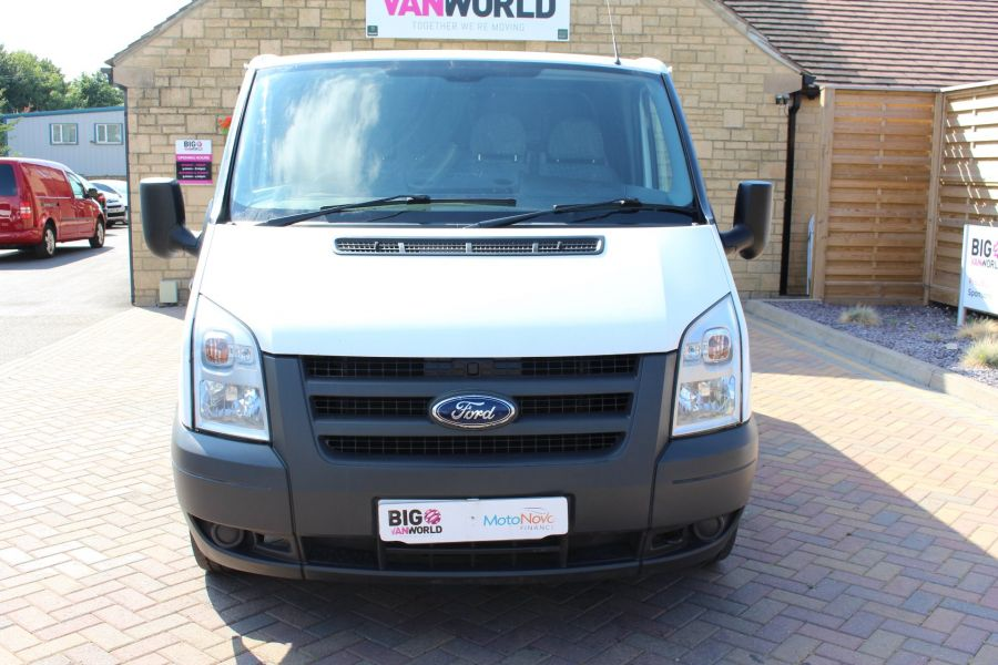 FORD TRANSIT 260 TDCI 85 SWB LOW ROOF FWD - 8235 - 9