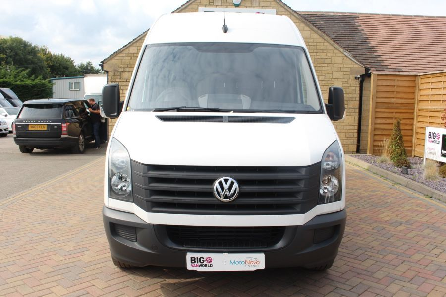 VOLKSWAGEN CRAFTER CR35 TDI 140 BMT LWB HIGH ROOF - 6739 - 9