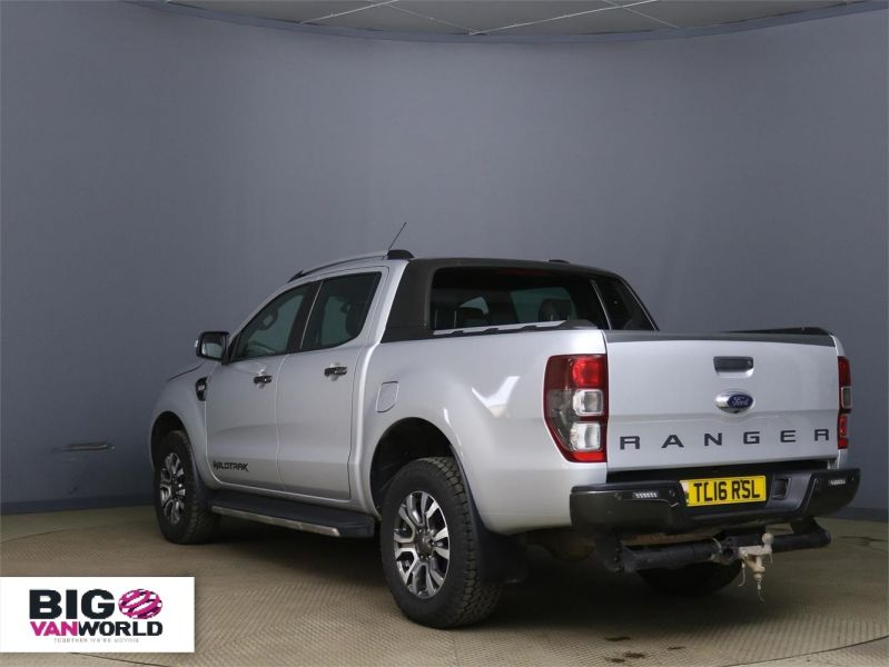 FORD RANGER WILDTRAK TDCI 200 4X4 DOUBLE CAB - 9529 - 4