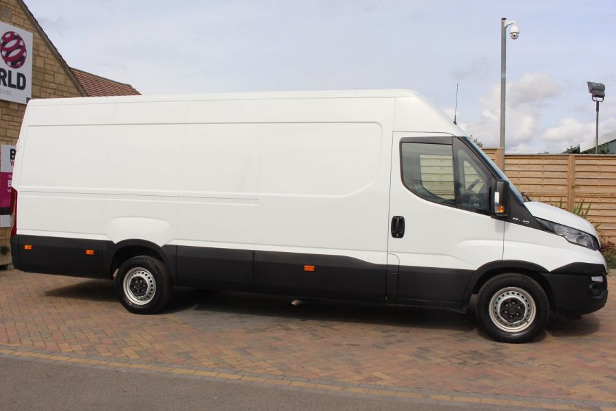 IVECO DAILY 35S14V 4100WB LWB HIGH ROOF - 10196 - 4